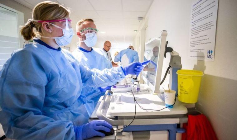 Koronayla mücadele eden hastaneleri hedef alıyorlar