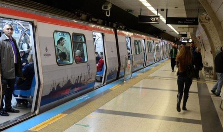 Metro saatleri 21.00'e çekildi!