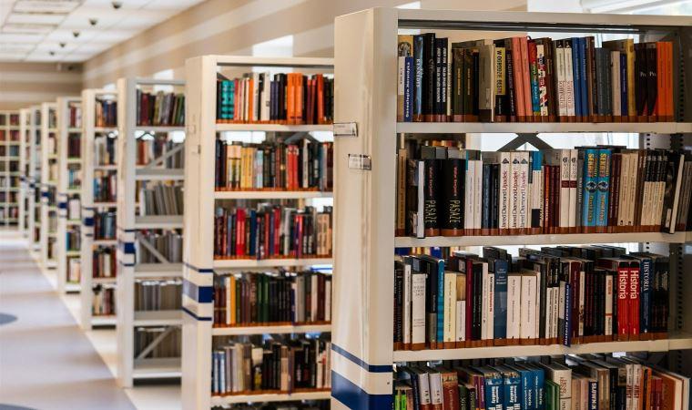 Binlerce kitap sanal ortamda