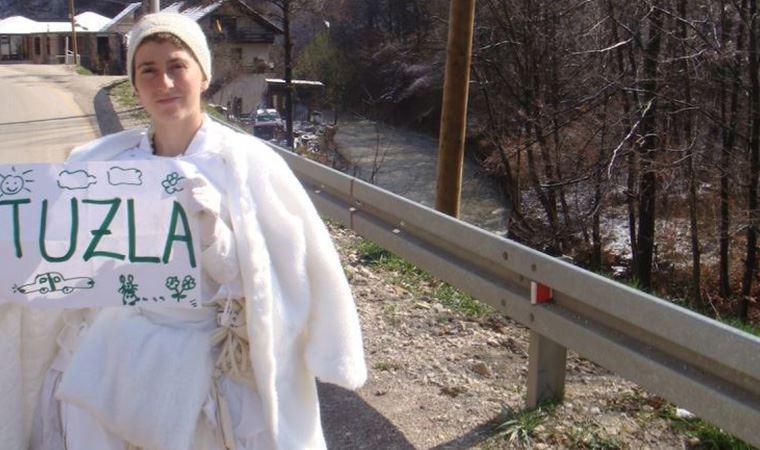 'Barış Gelini' Pippa Bacca'nın hayatı beyazperdede