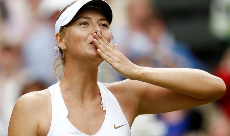Sharapova sosyal medyadan telefon numarasını verdi