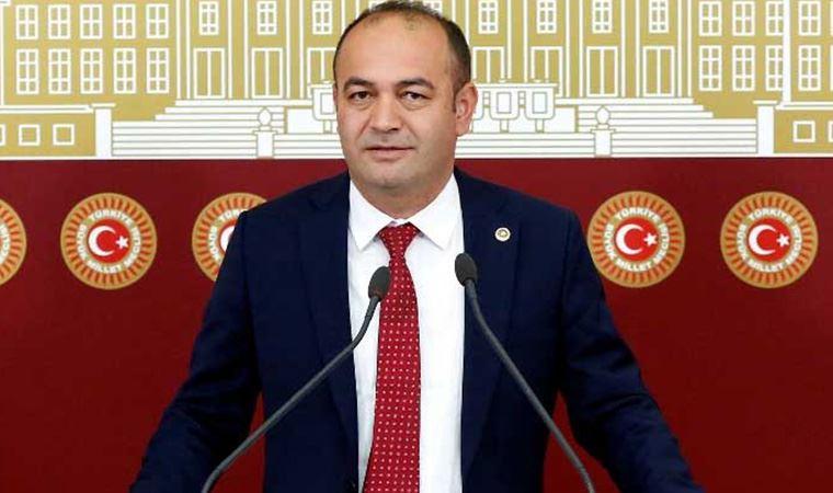 CHP'li vekilden Cengiz Holding çıkışı