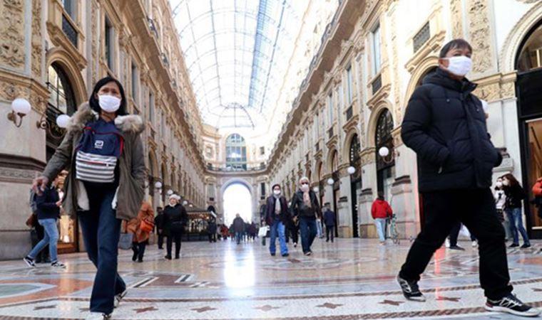 İtalya'da 525 kişi daha yaşamını yitirdi