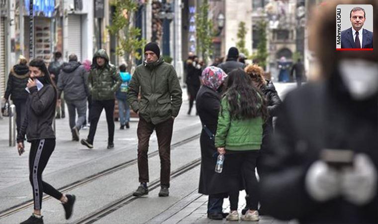Yurttaşın yüzde 84'ü sokağa çıkma yasağı istiyor