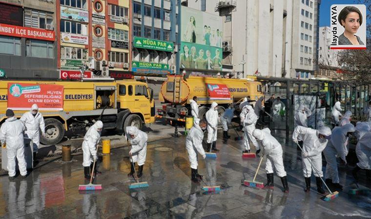 Sınırdaki kentlerde virüs korkusu