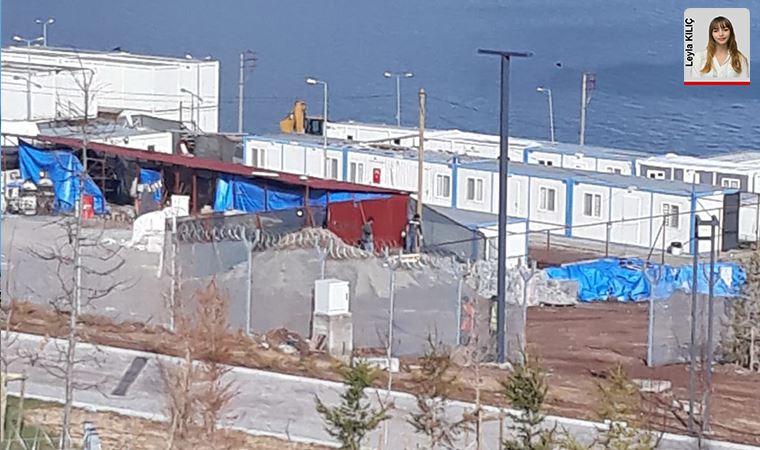 Salgın da Ahlat Sarayı inşaatını durduramadı