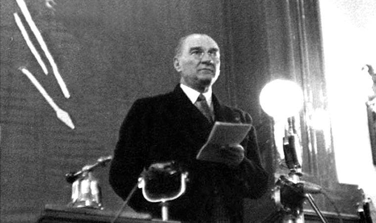 Atatürk'ün Meclis konuşmaları yayımlandı
