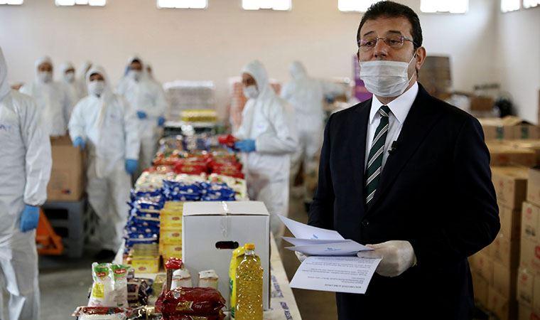 İBB Başkanı İmamoğlu: Sosyal yardım bütçemizi 775 milyon liraya çıkarmaya karar verdik