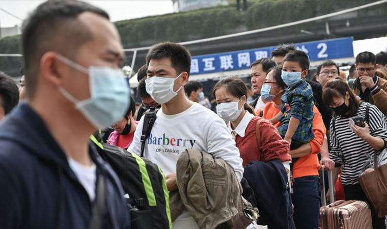 Çin'de vaka sayıları 300'ün altına indi