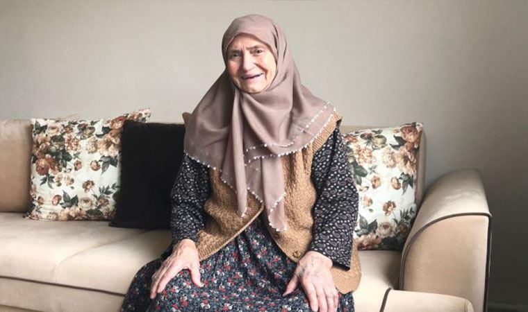 86 yaşında koronavirüsü yendi, beyin kanaması geçirdi