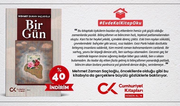 Mehmet Zaman Saçlıoğlu Cumhuriyet Kitapları