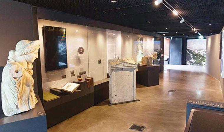 Yapı Kredi Kültür Sanat 360 derece 'Bir zamanlar Toroslarda:  Sagalassos'