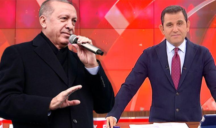 Erdoğan ve BDDK'den:Fatih Portakal hakkında suç duyurusu