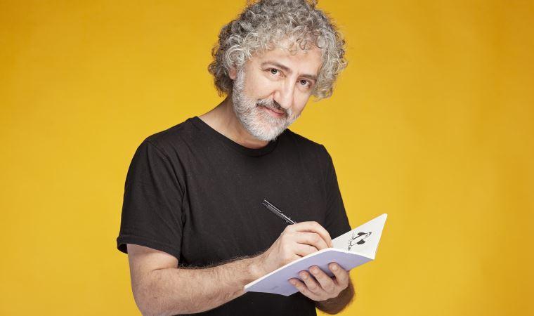 Karikatüristler İCAF Karantina Günlükleri'nde