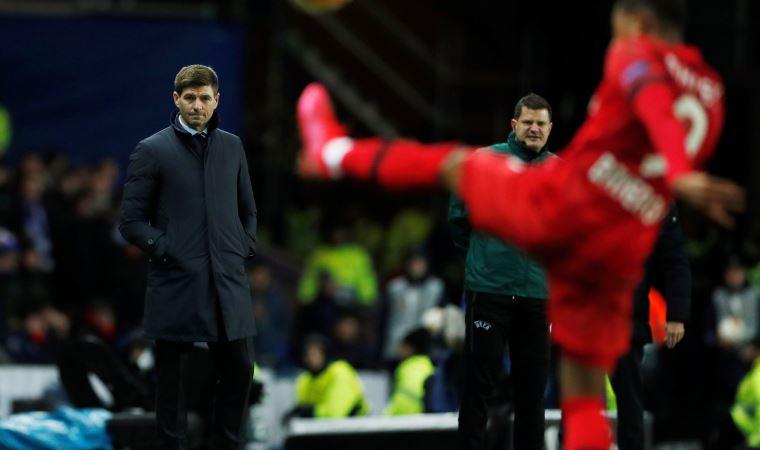 Rangers'ta Gerrard ve oyunculardan fedakarlık