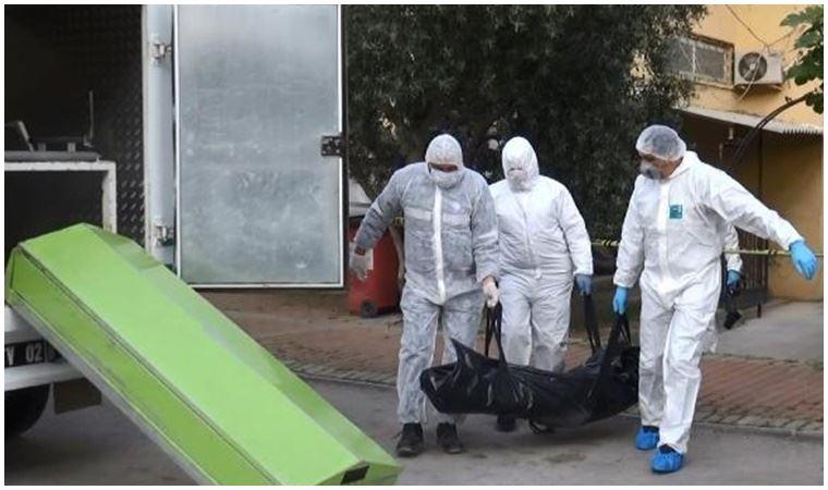 Arkadaşının evinde öldü:  'Kovid-19' testi  yaptırmış