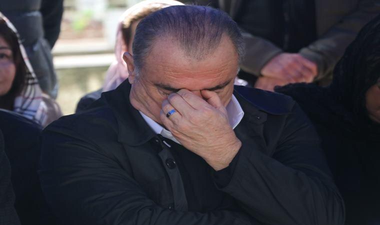 Fatih Terim'i üzen ölüm!