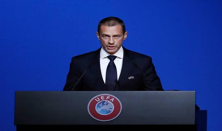 UEFA Başkanı'ndan futbolun geleceğiyle ilgili açıklama