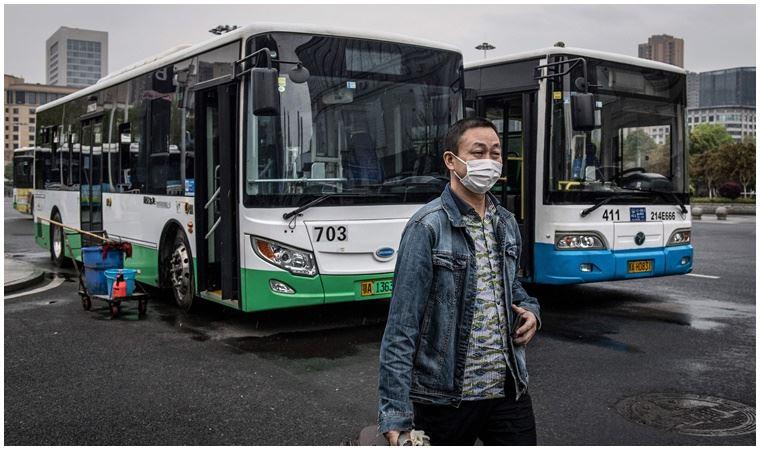 Vuhan'da toplu taşıma seferleri başlıyor