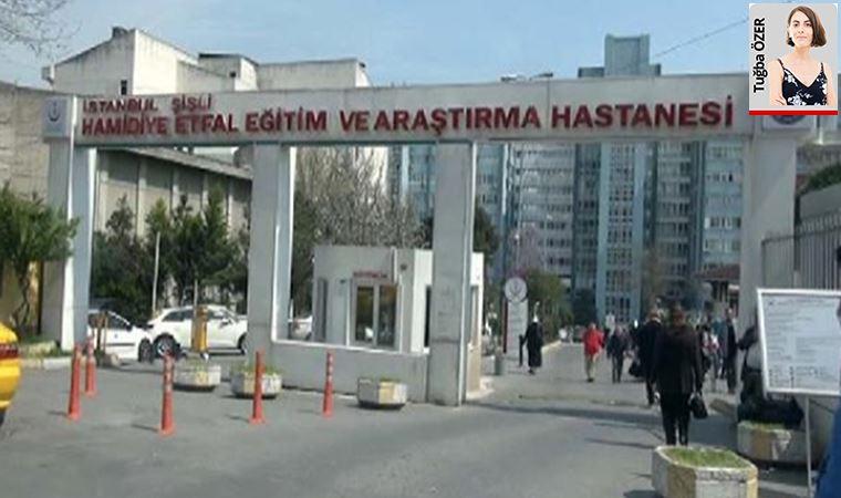 Şişli Etfal Hastanesi 7 sağlık çalışanını işten attı!