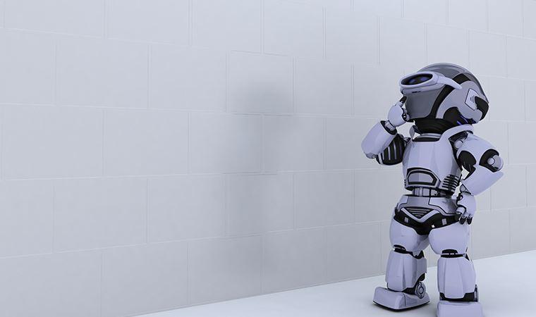 Robot talebi arttı