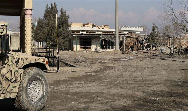 ABD'nin Afganistan'daki en büyük hava üssüne saldırı
