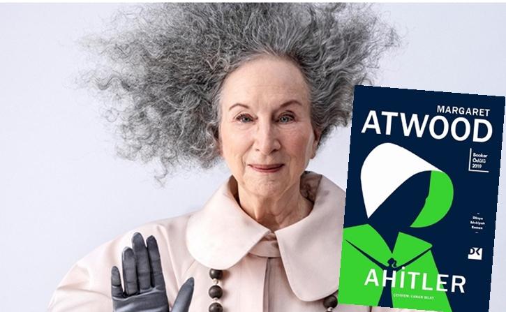 Kanadalı yazar Margaret Atwood'dan yeni roman: Ahitler