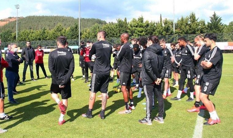 Beşiktaş'ta 3 ayı yok sayalım iddiası