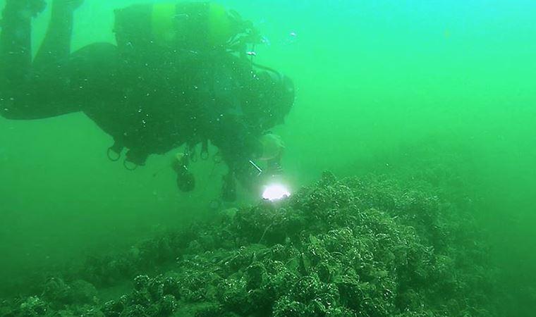 Denizin altında tatlı su bulundu