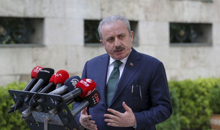 TBMM Başkanı Mustafa Şentop'tan üç ismin milletvekilliğinin düşürülmesiyle ilgili açıklama