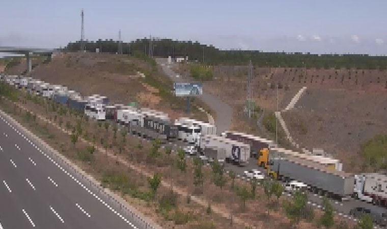 YSS köprüsü çıkışında kaza: 1 ölü, 4 yaralı
