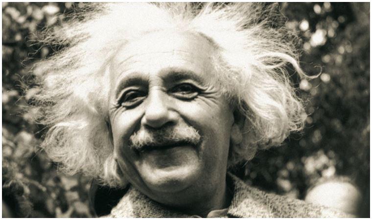 Einstein'ın kaleminden yaşam notları