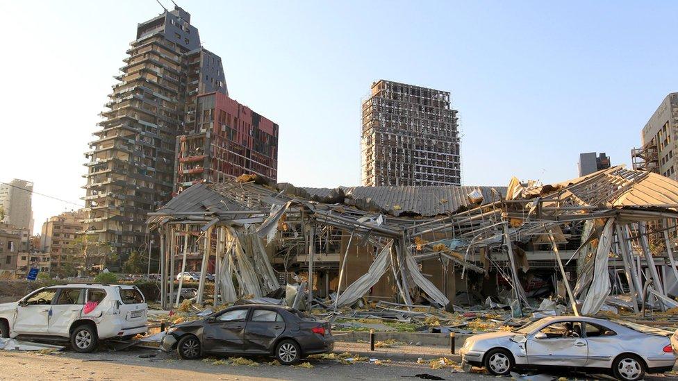 <p>Reuters</p><p>Bazı binalar kullanılamaz hale geldi</p>