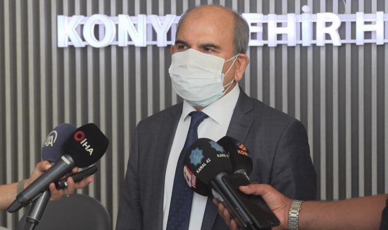 Konya'da elden ele yayılan 'koronavirüs' kaydına soruşturma