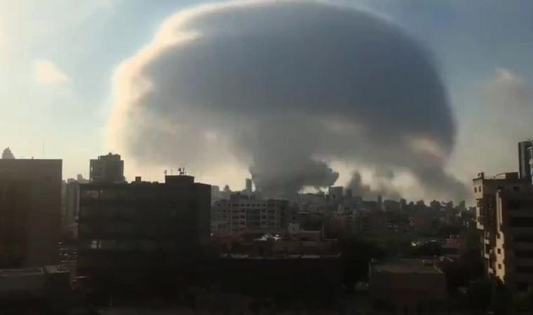Beyrut patlamasında ülkenin buğday depoları yok oldu!