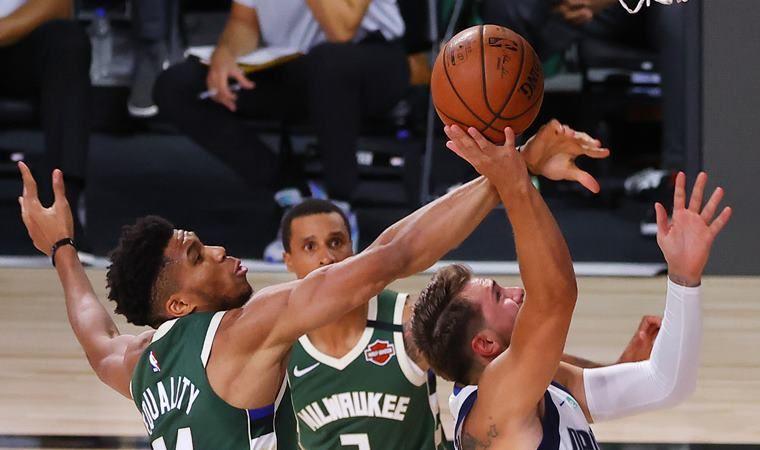 NBA'de Doncic böyle istedi!