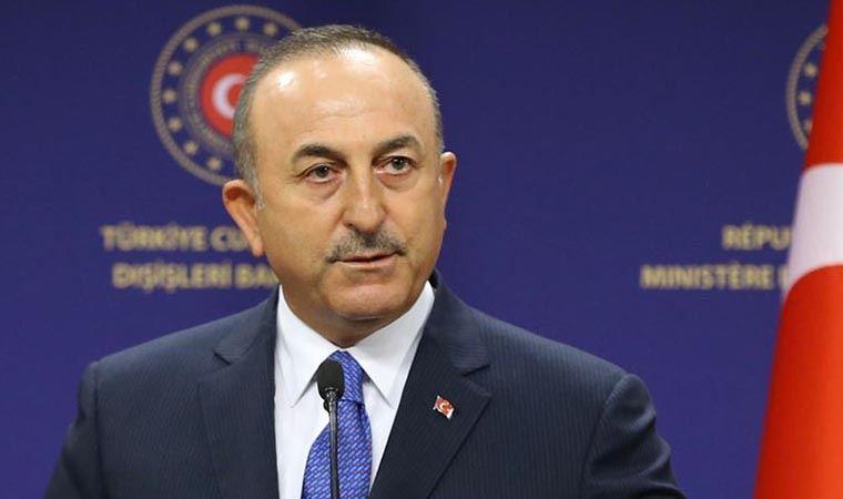 Çavuşoğlu Lozan'ı hedef aldı: Okullarda bize başarı öyküsü diye anlattılar!