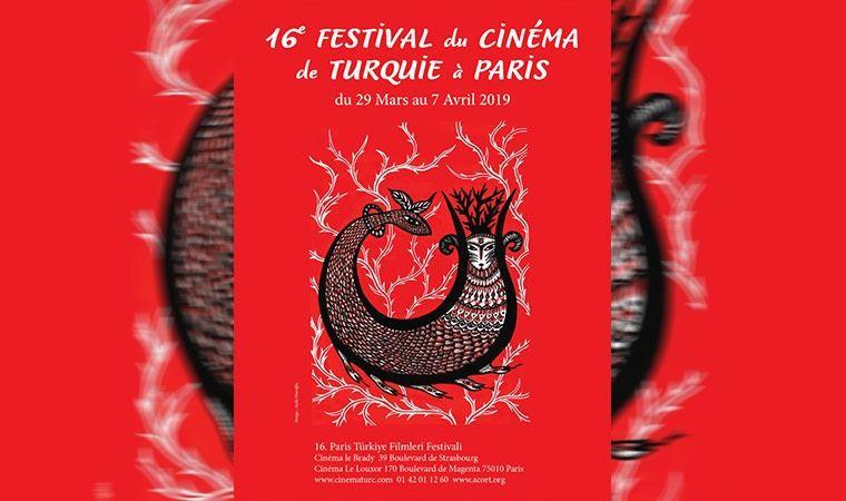 17. Paris Türkiye Filmleri Festivali başladı
