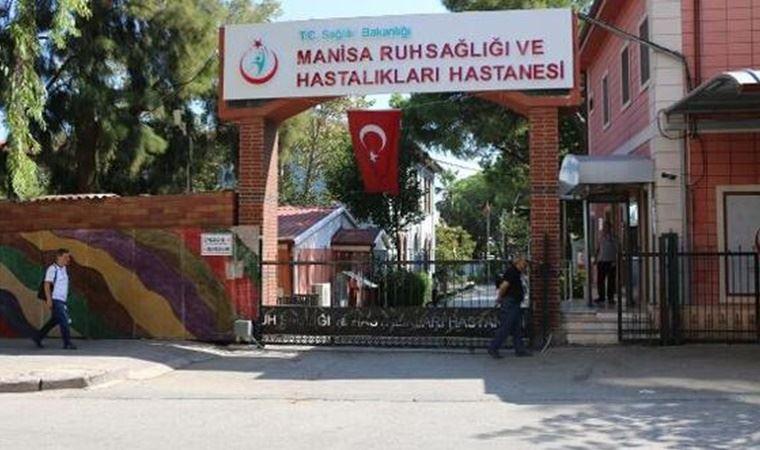 Hastanede bir şiddet olayı da Manisa'dan