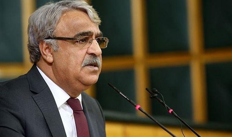 HDP'li Mithat Sancar: Bu bir intikam operasyonudur