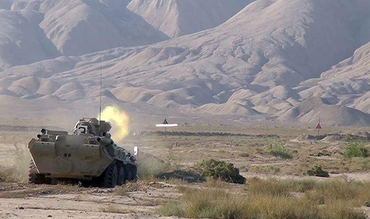 Azerbaycan- Ermenistan çatışmasında yeni gelişme: Azerbaycan ordusu harekata başlıyor