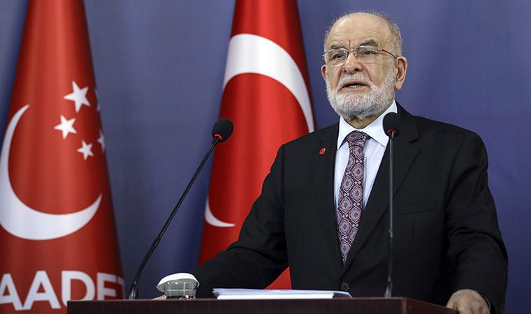 Erdoğan'ın Asiltürk'e ziyaretini Karamollaoğlu değerlendirdi