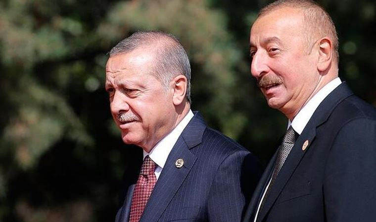 Cumhurbaşkanı Erdoğan, Azerbaycan Cumhurbaşkanı İlham Aliyev ile telefonda görüştü