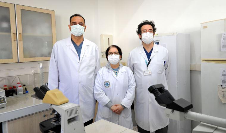 Bursa'da Covid-19 virüsünü ağız ve burunda öldüren sprey üretildi