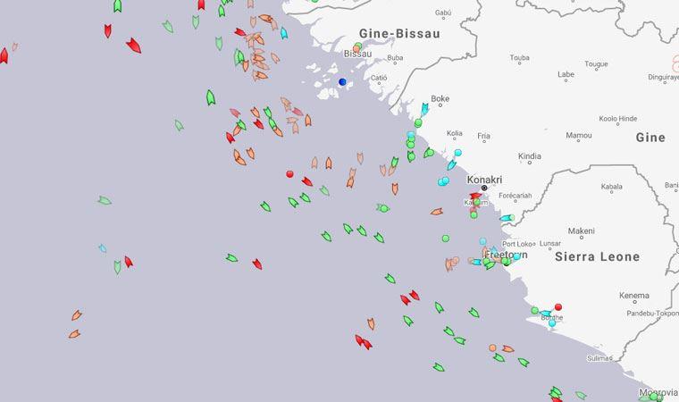 Türk gemisine korsan saldırısı: İlk belirlemelere göre 1 kişi öldürüldü, 15 kişi rehin alındı