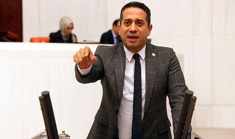 """CHP'li vekil Ali Mahir Başarır: """"Meclis aydınlatılırken, ülkenin geleceği karartılıyor"""""""