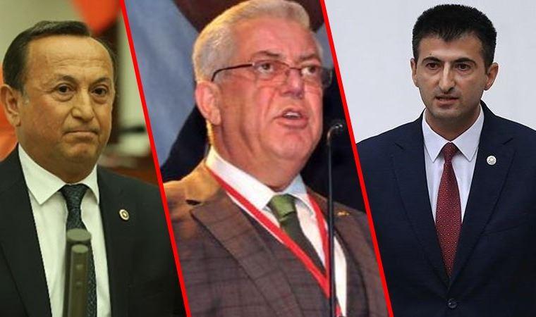 CHP'li 3 vekil istifa etti