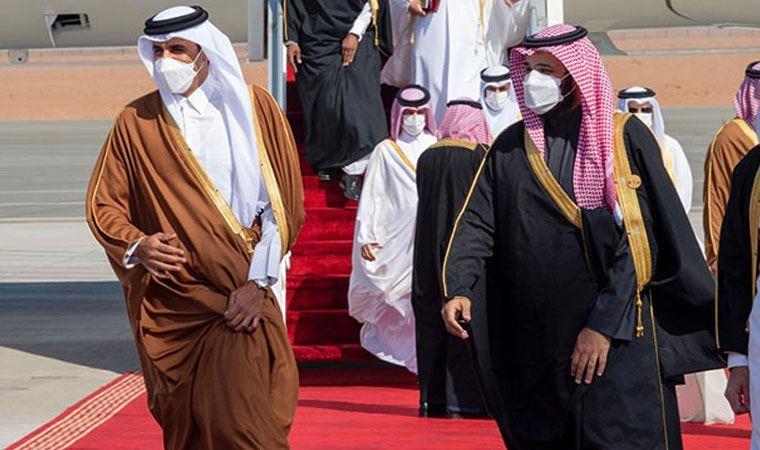 Suudi Arabistan'ın Katar'la anlaşmasının ardından sınır kapısını açtı