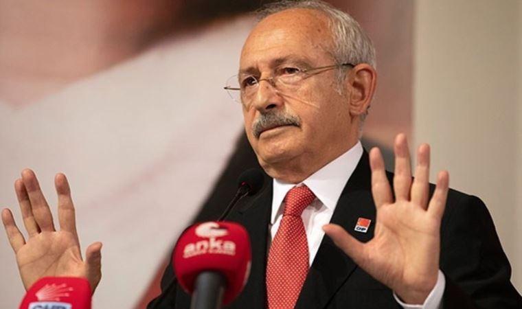 Kemal Kılıçdaroğlu'ndan Erdoğan'a 'yeni anayasa' yanıtı