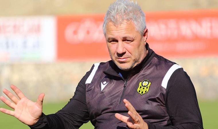 Yeni Malatyaspor Teknik Direktörü Sumudica, açıklamalarda bulundu
